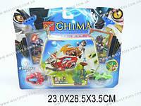 "Конструктор ""Chima"", 93 дет., на планш. 23х28х3  /144-3/(98029)"