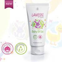 LamBINI BABY OIL GEL / гель-масло для детей  120мл