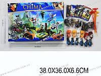 Конструктор CHIMA , в кор. 38х36х6 /36-2/(M7001-6)