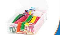 Желейные конфеты полено джамбо радуга 30 Жаке