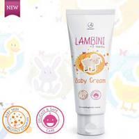 LamBINI BABY CREAM / Крем для ухода за кожей лица и тела детей  80мл