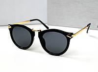 Очки женские Fendi Classic черные , магазин очков