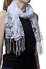 Свадебный шарф астра