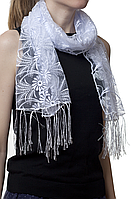 Свадебный шарф астра, фото 1
