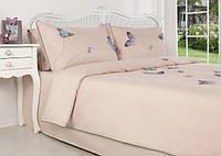 Комплект элитного постельного белья Spring Azure.