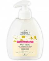 Крем-мыло для интимной гигиены Antimicrobial Intimate