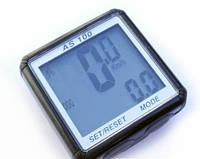 Велокомпьютер ASSIZE AS-100 (11 функций)
