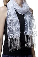 Свадебный шарф нежность