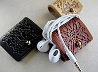 Зажимы, держатели для наушников узор Вышиванка, фото 1