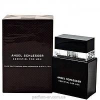 Мужская туалетная вода Angel Schlesser Essential for Men (Ангел Шлессер Эссеншиал)
