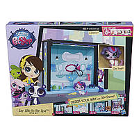 Набор игровой Littlest Pet Shop Say Ahh to The Spa Style Set