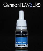 "Ароматизатор Мультивитамин Фрукты для электронных сигарет ""Multivitamin"" GERMAN FLAVOURS , фото 1"