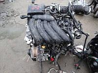 Контрактный двигатель NISSAN QASHQAI 1.6 HR16