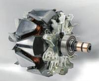 Якоря (роторы) для генераторов