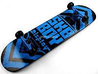 СкейтБорд Display Sky Boy Канадский Клен Blue
