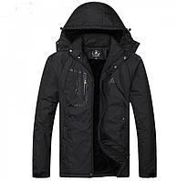 Мужская зимняя куртка на искусственном меху Adidas