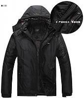 Зимняя мужская куртка на меху. Размер 54-56.