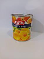 Консервований персик Harvin Peach Halves 850ml (шт.)