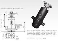 Ремонт гидроцилиндра подъема кузова КАМАЗ 45143-8603010