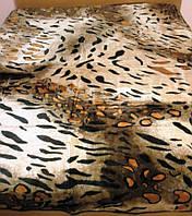 Покрывало меховое одеяло велюровое 180х230