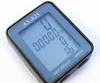Велокомпьютер ASSIZE AS-825 (11 функций)