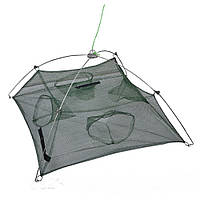 Раколовка Зонтик на 4 входв диаметр 80 см.