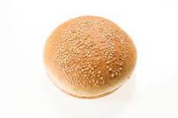Булочки для гамбургеров пшеничная с кунжутом с\м