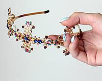 Корона обруч Dolce & Gabbana крест