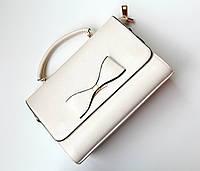 Женская сумка London пудра, сумка через плечо