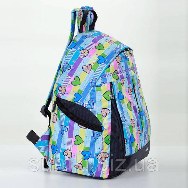 школьный рюкзак для девочки недорогой и качественный