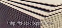 Гипсокартон потолочный Knauf 9,5х1200х2500