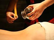 Выполнение баночного массажа в домашних условиях