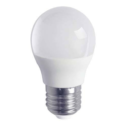 Светодиодная лампа LB-745 G45 шарик 6W 500Lm  E27 2700K
