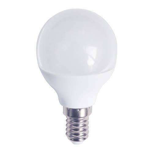 Светодиодная лампа LB-745 P45 шарик 6W 520Lm  E14 4000K