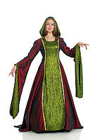 Ведьма в готическом стиле костюм женский карнавальный