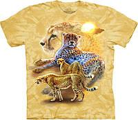 Футболка The Mountain - Serengeti Gold Cheetahs