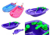 Ванночка 35-025 для куклы Kinder Way