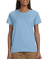 Футболка Gildan® Ultra Cotton® Ladies Tee Light Blue