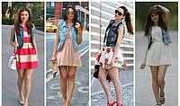 Джинсовая жилетка - 3 модных образа