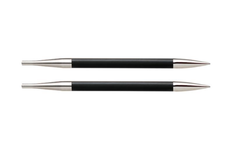 Спицы съемнные короткие Karbonz KnitPro,  4,50 мм