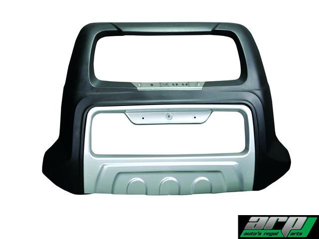 Защита переднего бампера Nissan-Juke