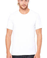 Футболка Bella + Canvas Men's Heavyweight Crew Tee White