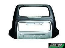 Защита переднего бампера Opel Vivaro