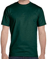 Футболка Gildan DryBlend® Tee Forest Green