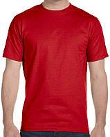 Футболка Gildan DryBlend® Tee Red