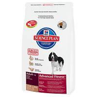 Hill's SP Canine Adult Medium Breed Lamb & Rice 3 kg