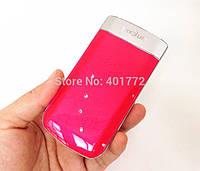 Стильный раскладной телефон на 2 сим-карты в металлическом корпусе Tkexun S6