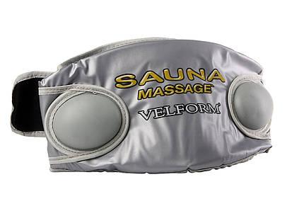 Пояс с эффектом сауны и массажа Velform Sauna Massage