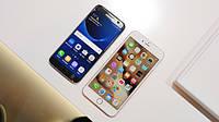 Краш-тест iPhone 6s vs Galaxy S7
