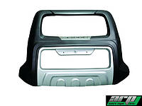 Передняя защита бампера на пежо партнер | Peugeot Partner (TIPI)